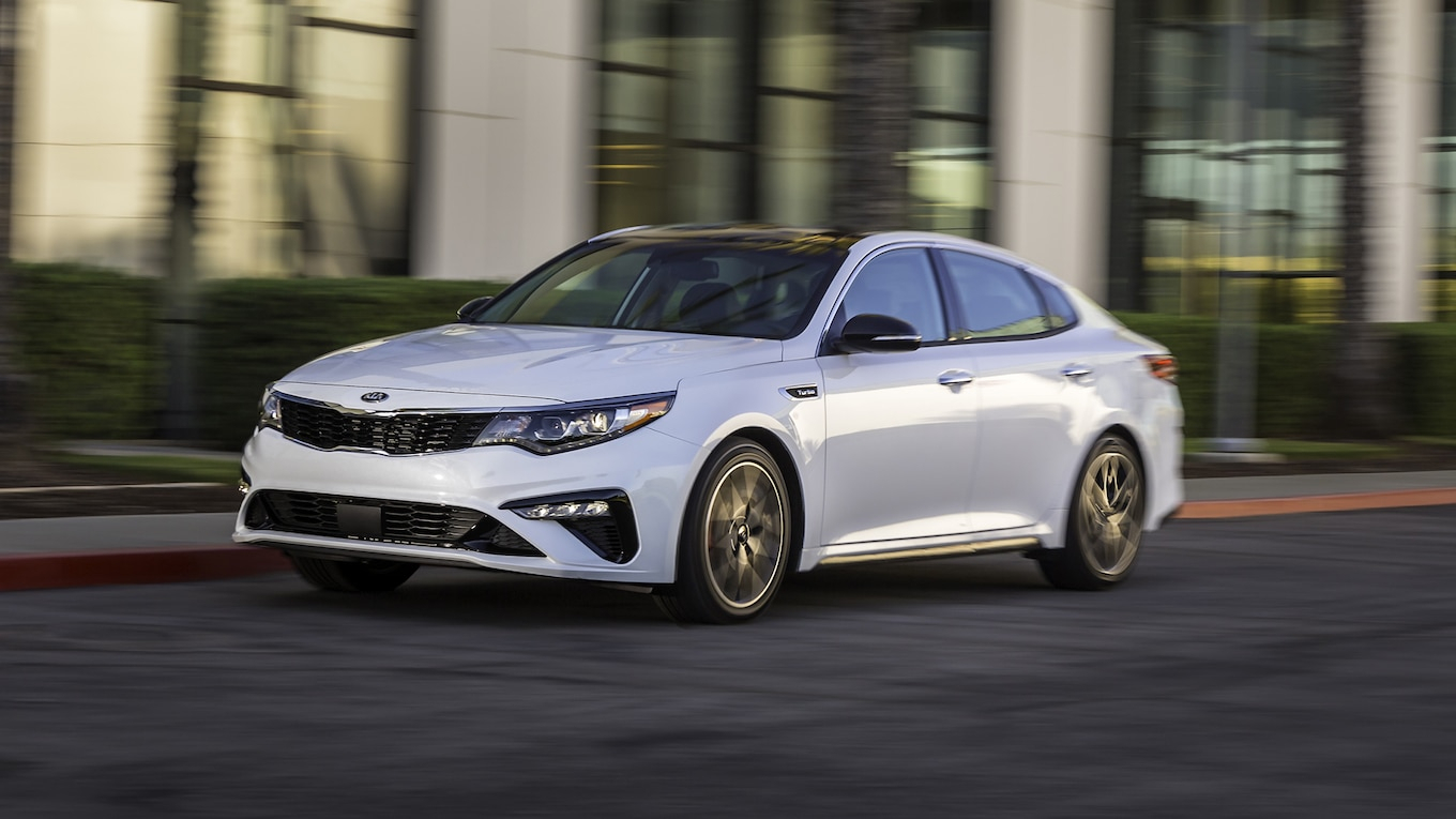 2021 Kia Optima Plug-In Hybrid Configurations, Cargo ...